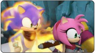 Sonic Boom Fire and Ice - 100% Walkthrough Part 1 Kondiak Frontier 1/2