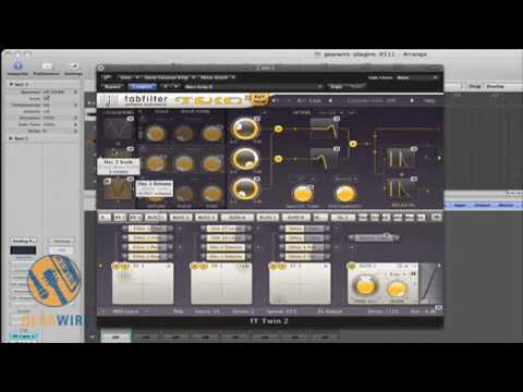 FabFilter Twin 2 Demo, Part One: Assuming The Controls