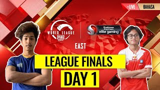 [BAHASA] PMWL EAST - League Finals Day 1 | PUBG MOBILE World League Season Zero (2020)