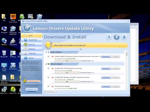 How to Download and Update Lenovo Drivers Automatically