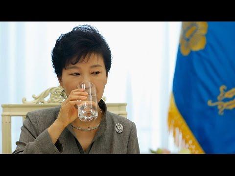 Park Geun-hye, Dilma Rousseff