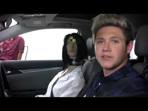 One Direction Behind The Scenes Part 2 presented by Honda Civic Tour
