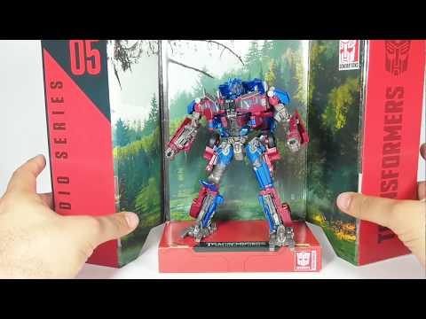 Optimus Español Prime Review Transformers Series En Studio Youtube OiZPkXu
