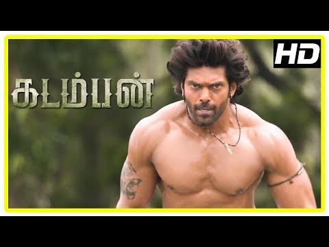 Kadamban Tamil Movie | Arya Introduction...