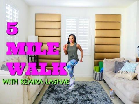 5 MILE WALK -Keaira LaShae
