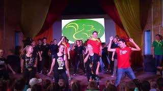 Нейромонах Феофан — Притоптать. Крутой танец 2 отряда! Красавчики! Энергетик 2018