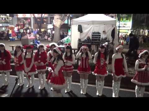 12/23 Mon『SENDAI 光のページェント/サンタの森パレード』 2013年も、みちのく仙台ORI姫隊は参加しました 第一回目パレード:17時30分〜17時55分...