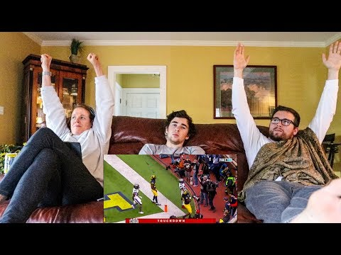 Ohio State vs. Michigan Game Reaction! (and NEW PHONE UNBOXING!)