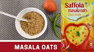 Masala oats for fast weight loss | Home made
