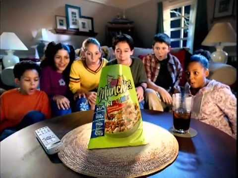 FritoLay Munchies Scary Movie Commercial