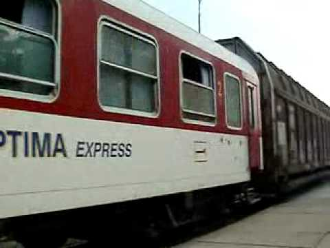 OPTIMA EXPRESS, The city of Niš, Serbia