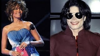 Michael Jakson and Whitney Houston had an Affair