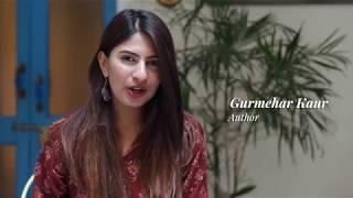 Gurmehar Kaur's I Did It Story
