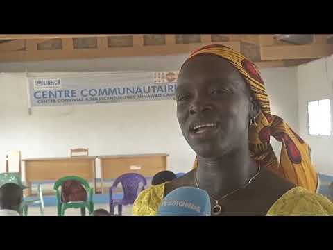Population d'Afrique, Assistance humanitaire au Cameroun