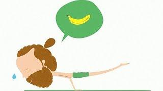 Еда после йоги. Когда можно есть после практики йоги