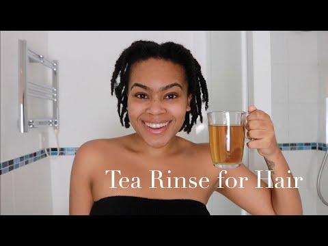 Sage Tea Rinse for Hair Loss & Reduced Shedding