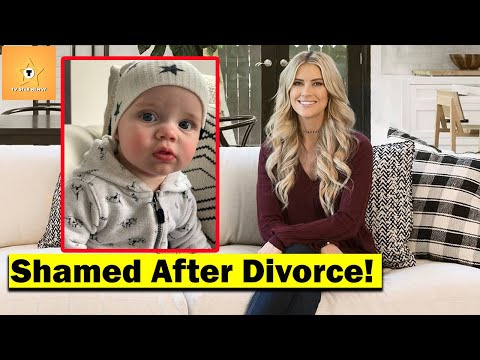 Christina Anstead accused of not being active mother to Hudson following split