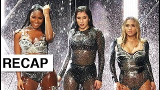 Fifth Harmony Disses Camila Cabello - MTV VMAs 2017 Recap