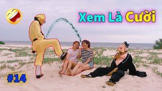 Xem Là Cười 😂 😂 Phiên Bản Tây Du Ký Việt Nam - Tập 14 | Must Watch New Funny Comedy Videos 2019