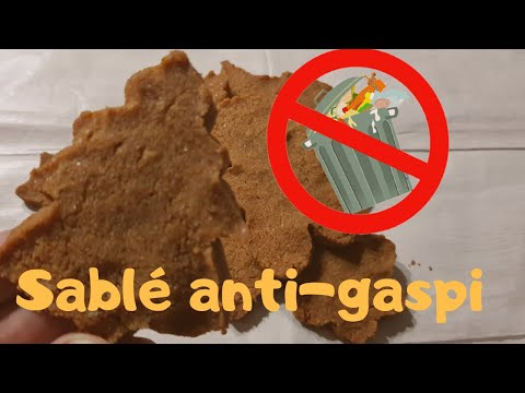 recette-anti-gaspillage-sablé-/-que-faire-de-son-pain-rassis