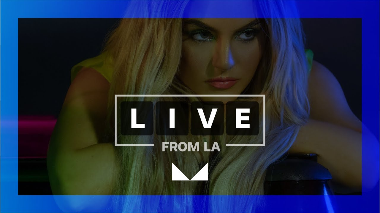 MelodyVR Presents JoJo - Live from LA