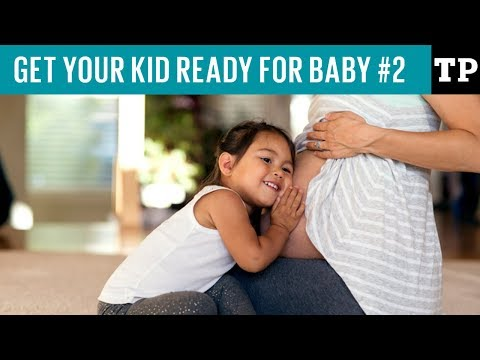 7 ways to prepare your child for a new sibling