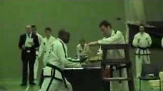 Winston Rose V Degree. Front Punch