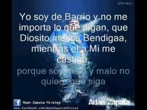 Adan Zapata - Soy de Barrio Lyrics | Musixmatch