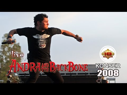Andra And The Backbone - Full Konser (Live Konser Kotabumi 20 Maret 2008)