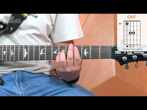 Song 2 - Blur (aula de guitarra)