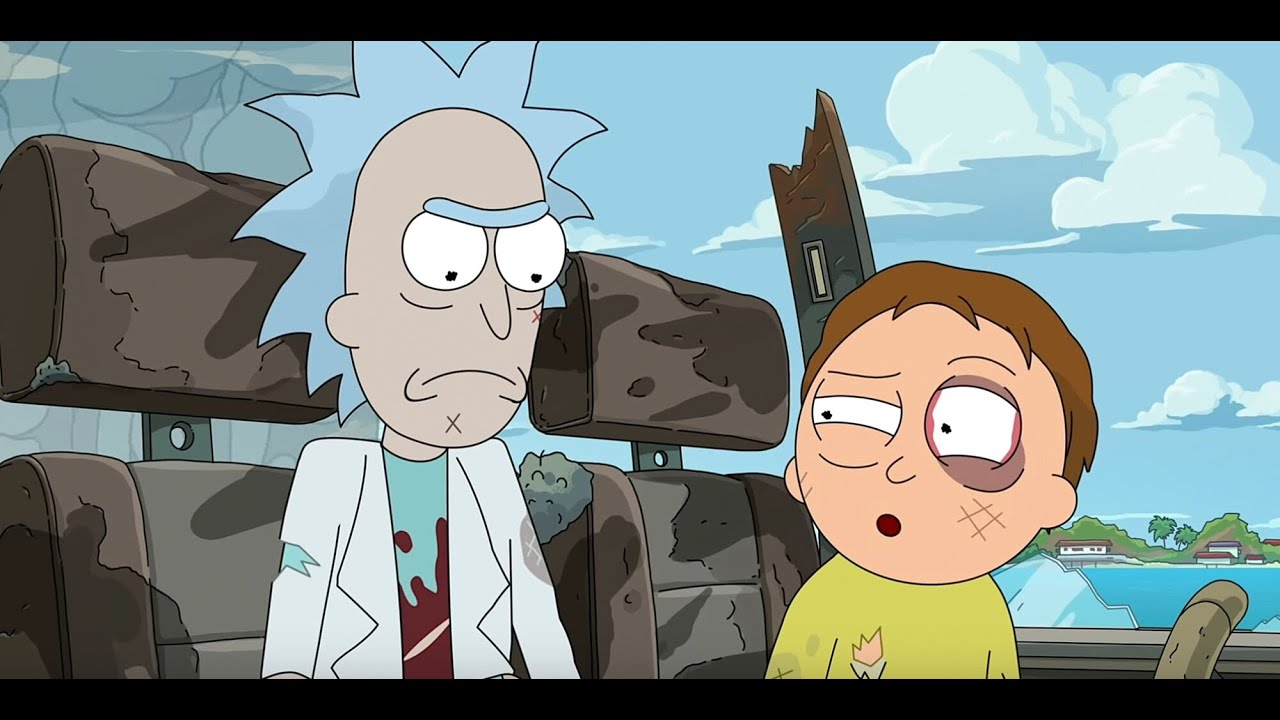 Rick and Morty introduces Rick's oceanic nemesis in ...
