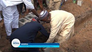 Foundation Stone Ceremony for School held in Nigeria