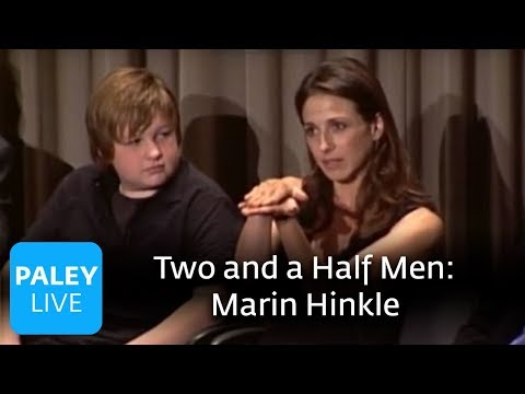 Two and a Half Men  Marin Hinkle's Character Paley Center