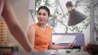 Kiscol TMT Bars Video Advertise | Actress Meghali