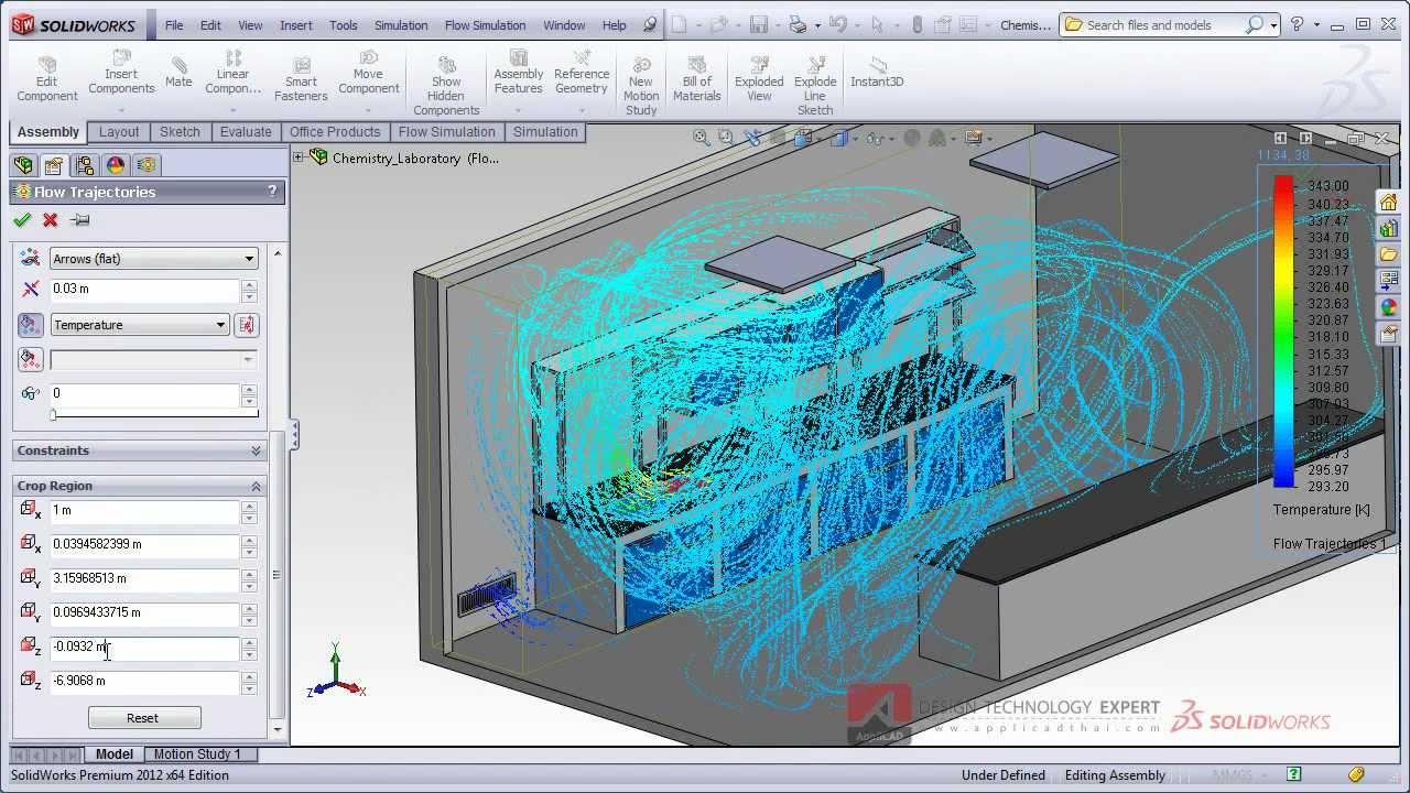 3D Design Simulation Suite - 3D CAD Simulation Solutions