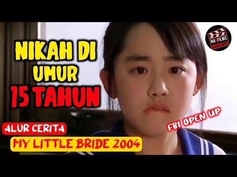 PRIA DEWASA YANG MENIKAH DENGAN B0C1L UMUR 15 TAHUN‼️Alur Cerita Film - My Little Bride (2004)