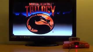 Mortal Kombat Trilogy (N64 gameplay) 12/7/18