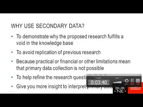 secondary data collection dissertation 4 an introduction to secondary data analysis united states, let alone repeat this data collection process every year, but the federal government conducts numerous surveys on that scale.