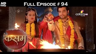 Kasam - 14th July 2016 - कसम - Full Episode HD