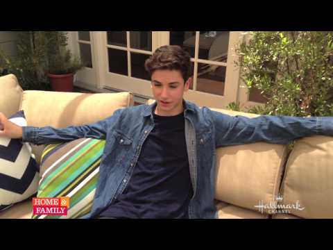 .@TeoHalm talks his first acting experience in @Earthtoecho!