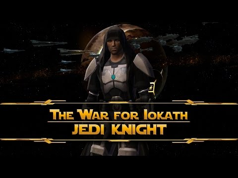 SWTOR - The War for Iokath [Jedi Knight]