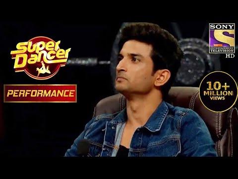 Pritam's Terrific Dance On 'Namo Namo' Gave Sushant Goosebumps | Super Dancer Chapter