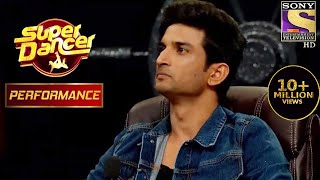 Pritam's Terrific Dance On 'Namo Namo' Gave Sushant Goosebumps | Super Dancer Chapter 3