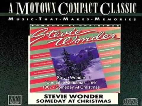 Stevie Wonder   One Little Christmas Tree