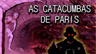 Estranho video achado nas catacumbas de Paris #DRM(