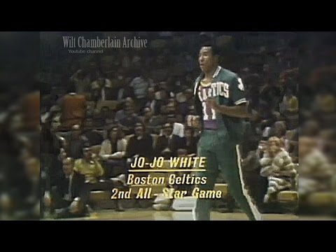 Jo Jo White 12pts, 4reb, 3a, 2stl (1972 NBA ASG Full Highlights)