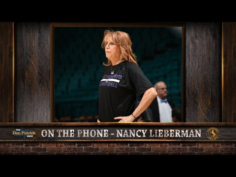 """Nancy Lieberman: """"The Stage Is Set For Becky Hammon"""" 03/29/17"""