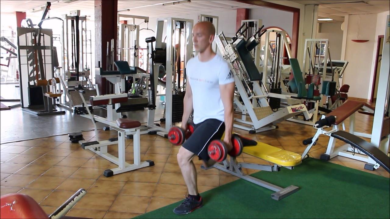 Le Squat Bulgare, un exercice de référence pour muscler ...