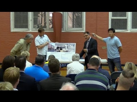 Residents' Association Opposes Apartment Project at 278-284 North Street
