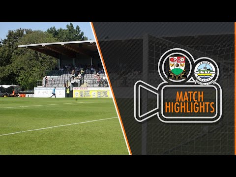 Dover Ath. Barnet Goals And Highlights
